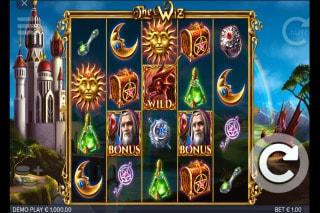 The Wiz Mobile Slot Game