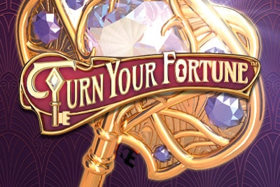 Turn Your Fortune Mobile Slot Logo