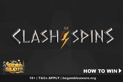 Videoslots Mobile Casino Clash of Spins Tournaments