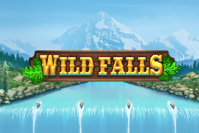 Wild Falls Mobile Slot Logo