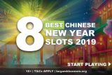 8 Best Chinese New Year Slots 2019
