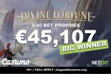 Divine Fortune Casino Jackpot Big Win