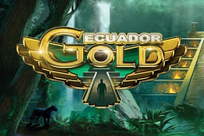 Ecuador Gold Mobile Slot Logo