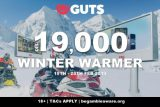 Win Cash Prizes In The Guts Casino Winter Warmer
