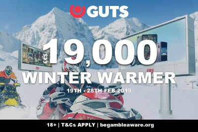 Win Cash Prizes In The Guts Casino Winter Warmer