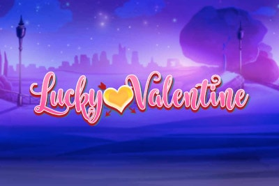 Lucky Valentine Slot Logo