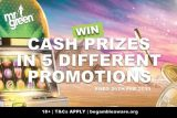Win Cash Prizes In The Latest Mr Green Casino Promotions