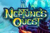 Neptune's Quest Mobile Slot Logo