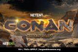 NetEnt Conan Video Slot Preview