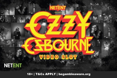 New NetEnt Ozzy Osbourne Slot Coming In 2019