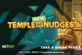 New NetEnt Temple of Nudges Mobile Slot Game