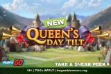 New Play'n GO Queen's Day Tilt Mobile Slot Machine