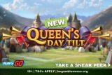 New Play'n GO Queen's Day Tilt Mobile Slot Machine