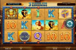 Casino gods free spins