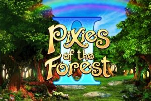 Pixies of the Forest 2 Mobile Slot Logo