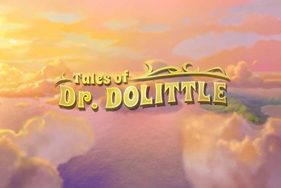 Tales of Dr Dolittle Mobile Slot Logo