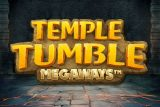 Temple Tumble Megaways Mobile Slot Logo