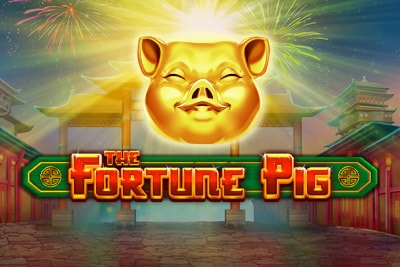 The Fortune Pig Slot Slot Logo