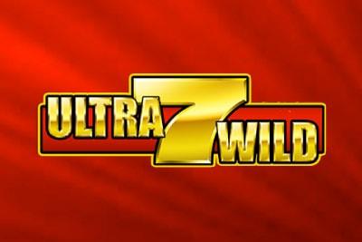 Ultra 7 Wild Slot Logo