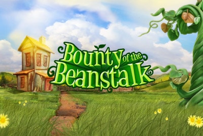 Bounty of the Beanstalk Mobile Slot Logo