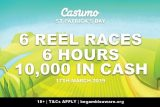 Casumo Mobile Casino St Patrick's Day Reel Races
