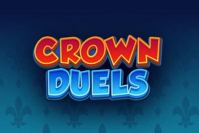 Crown Duels Mobile Slot Logo
