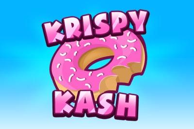 Krispy Kash Mobile Slot Logo
