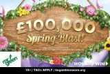 Mr Green Mobile Casino 100,000 Spring Blast