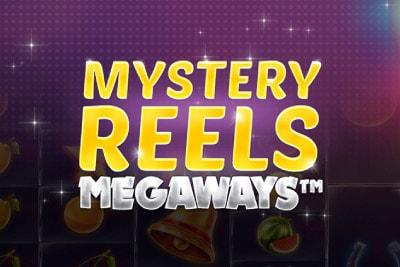 Mystery Reels Megaways Mobile Slot Logo