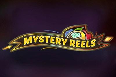 Mystery Reels Mobile Slot Logo
