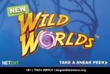 New NetEnt Wild Worlds Mobile Slot Coming April 2019