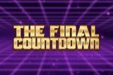 The Final Countdown Mobile Slot Logo