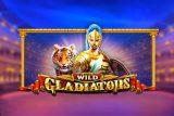 Wild Gladiators Mobile Slot Logo