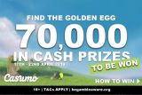 Win A Share Of 70,000 In The Casumo Casino Easter Promotion