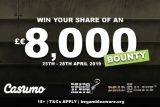 Win A Share Of 8K In The Casumo Casino Wild West Promo