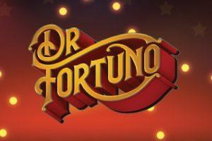 Dr Fortuno Mobile Slot Logo