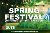 Guts Casino Spring Festival Tournaments