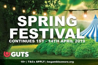 Guts Casino Spring Festival Tournaments