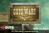 Win Free Spins & Real Money Prizes In The Guts Wars