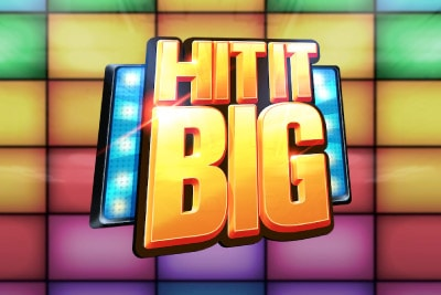Hit It Big Mobile Slot Logo