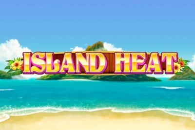 Island Heat Mobile Slot Logo