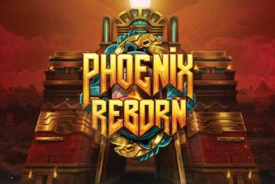 Phoenix Reborn Mobile Slot Logo