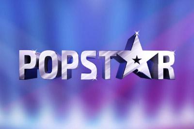 Popstar Mobile Slot Logo