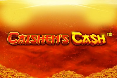 Caishens Cash Mobile Slot Logo