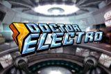 Doctor Electro Mobile Slot Logo