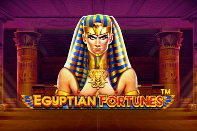 Egyptian Fortunes Mobile Slot Logo