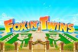 Foxin Twins Mobile Slot Logo