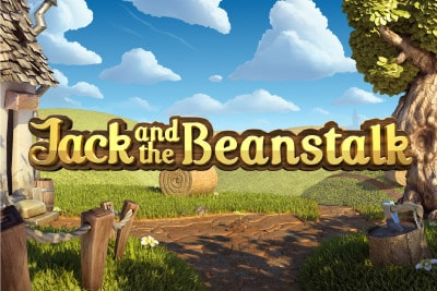 Jack And The Beanstalk Mobile Slot Logo