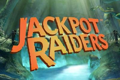 Yggdrasil Jackpot Raiders Mobile Slot Logo