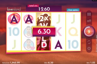 Love Island Mobile Slot Review Microgaming